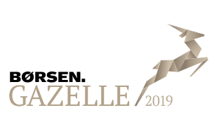 Børsen Gazelle logo 2019