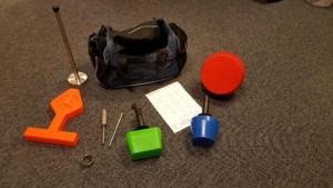 Testværktøj til legepladsinspektion EN-1176