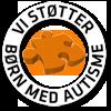 Dalpin støtter børn med autisme