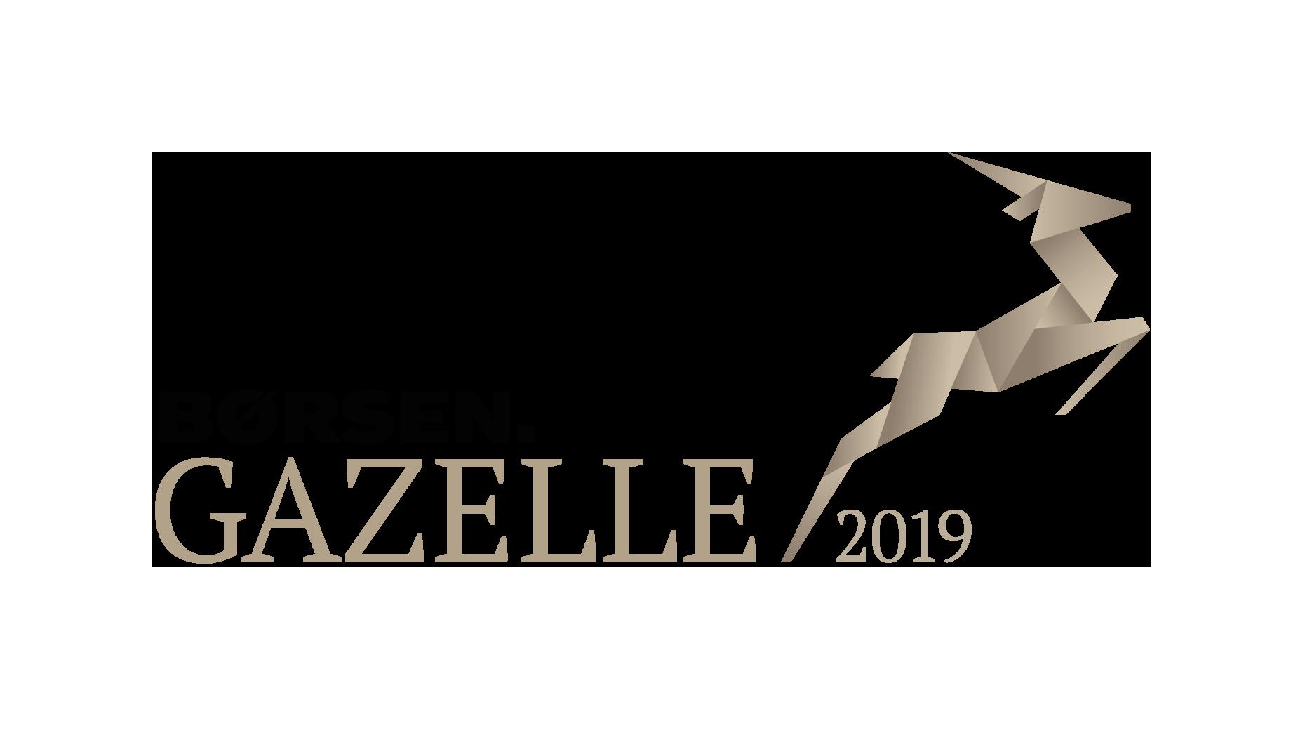 Gazelle logo 2019